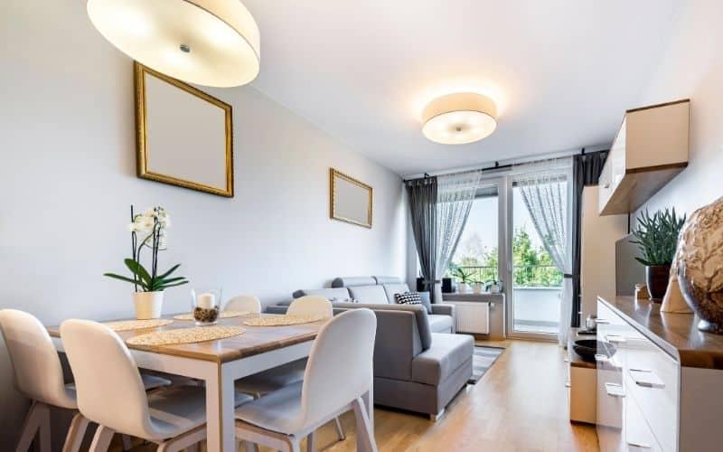 עיצוב דירות קטנות עיצוב סלון